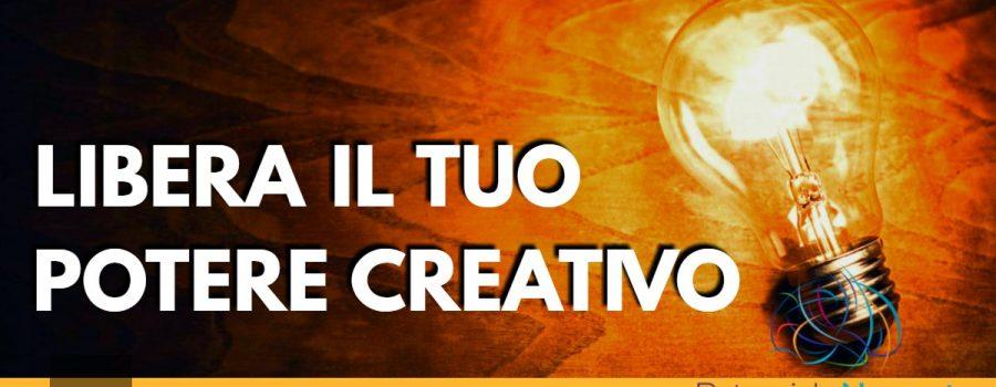 come liberare il potere creativo